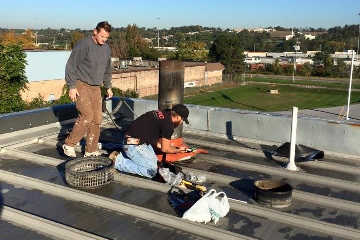 Flat Roofing Installation & Repair